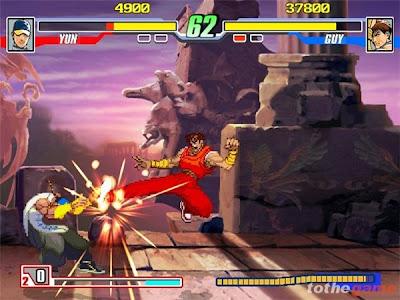 Capcom: Fighting Evolution (PS2) 2004