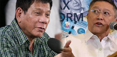 Juan Good News! Duterte Admin to Lower Tax Rates Says Incoming Finance Chief. Must Read!