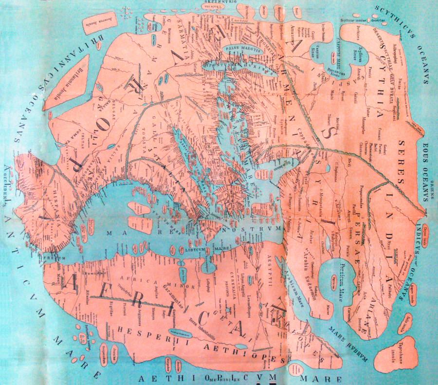 Cartografia Romana Romanoimperocom