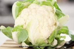 Meski tidak memiliki warna yang segar dan menarik seperti jenis sayuran yang lainya