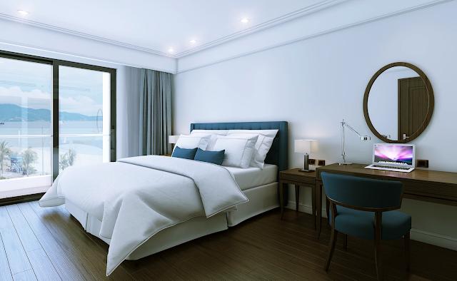 Căn hộ nghỉ dưỡng 5 sao Luxury Apartment