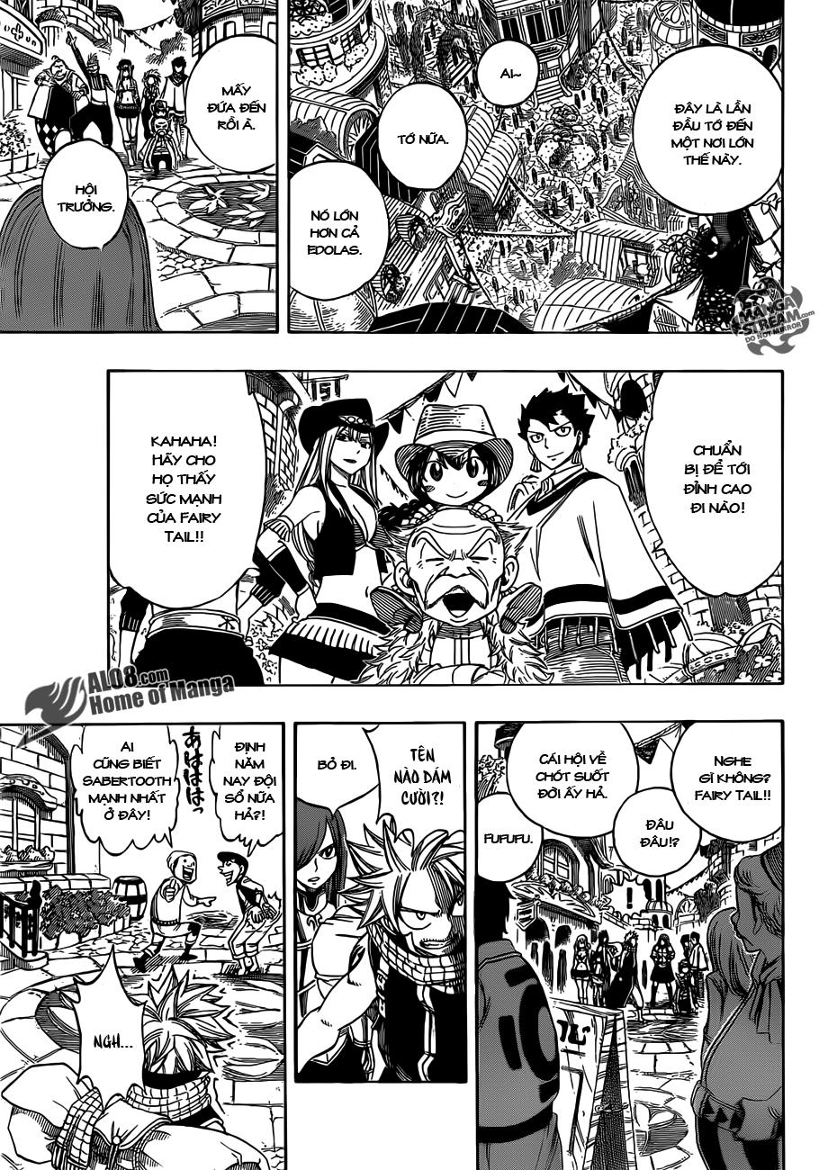 Fairy Tail chap 265 trang 4