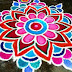 Top 10 rangoli images, greetings, pictures for Whatsapp and Facebook