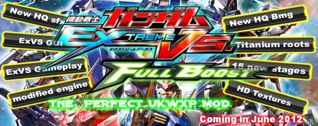 UKWXP Gundam Extreme vs Full Boost PC Free Download