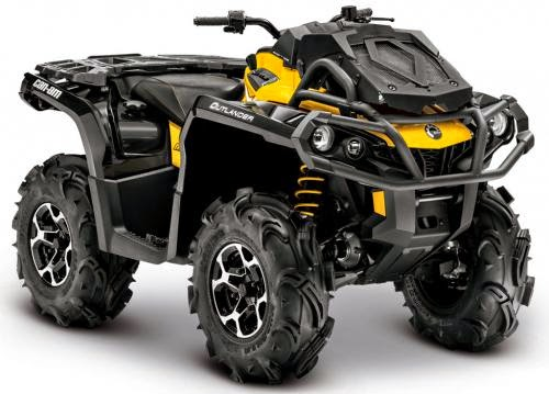 CAN AM OUTLANDER 1000 X MR