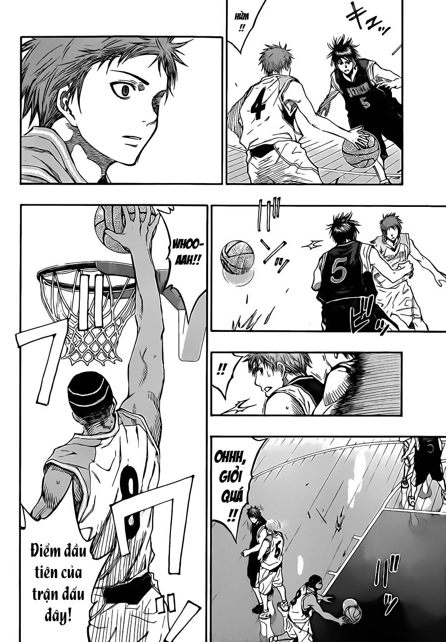 Kuroko No Basket chap 232 trang 13