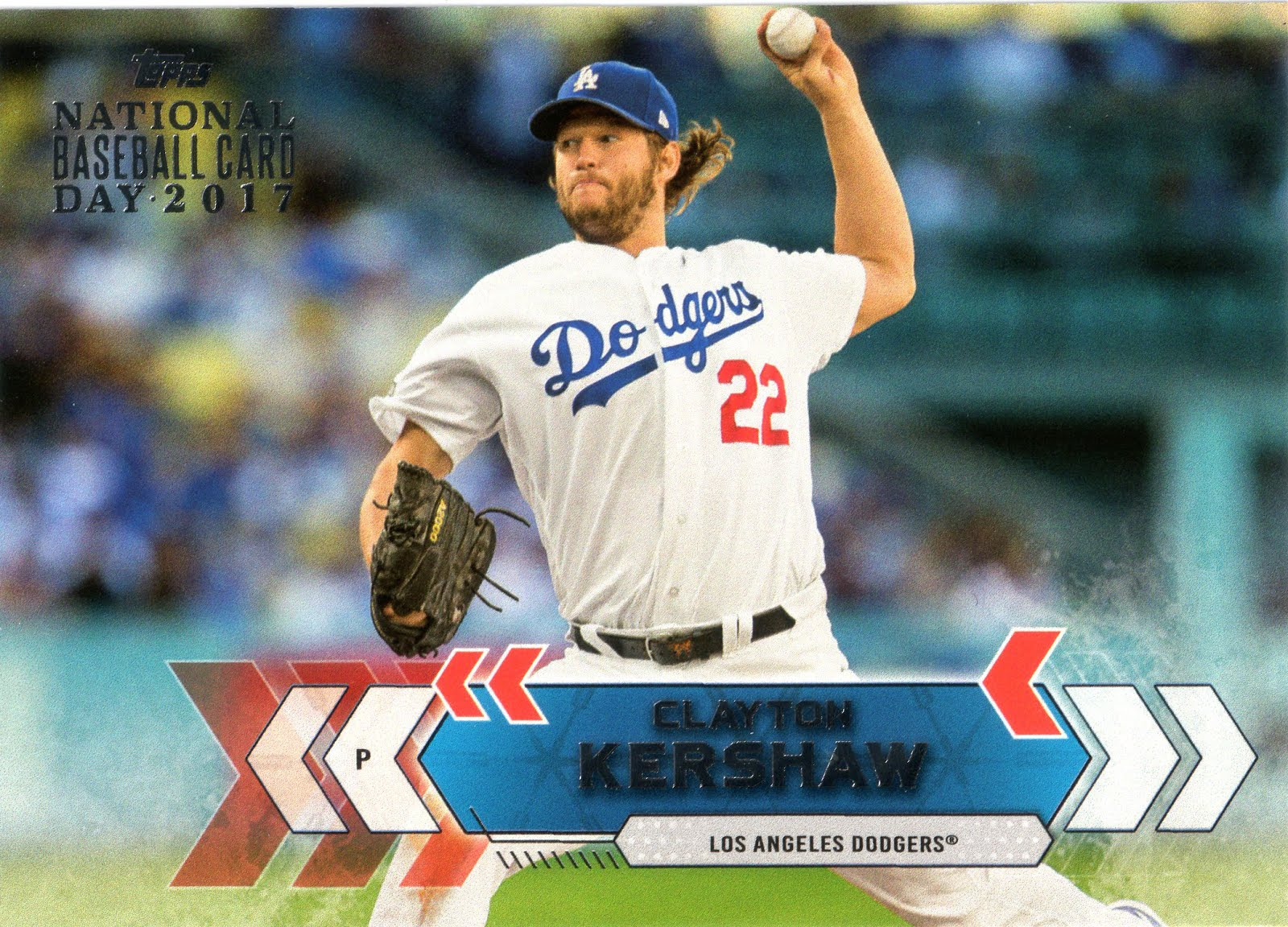 2017 Topps National Baseball Card Day Promo Cards All The