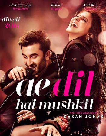 Ae Dil Hai Mushkil 2016 Hindi HD Teaser Trailer 720p Full Theatrical Trailer Free Download And Watch Online at downloadhub.net