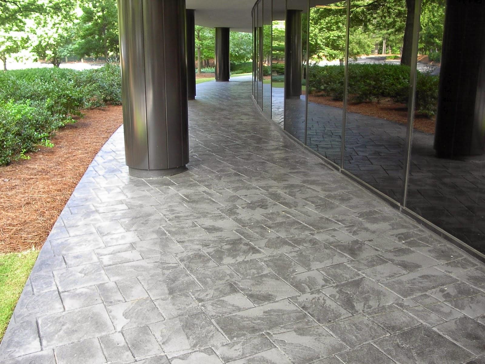 Hormigon impreso benissa cemento impreso benissa - Hormigon decorativo para suelos ...