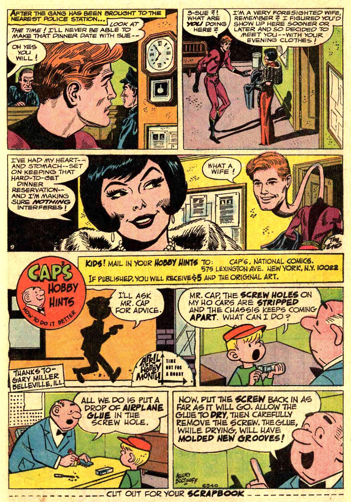 Detective Comics (1937) 364 Page 28