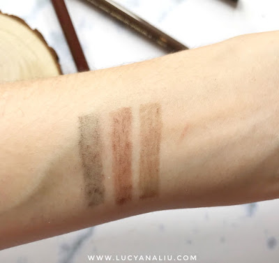 VIVA QUEEN Perfect Shape Pencil Matic Eye Brow