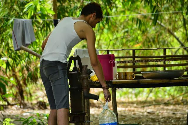 Talisayin Cove Water Supply