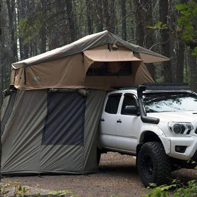 Tuff Stuff Ranger Overland Rooftop Tent