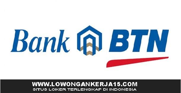 Lowongan Kerja General Banking Staff Bank BTN (Persero) Besar Besaran