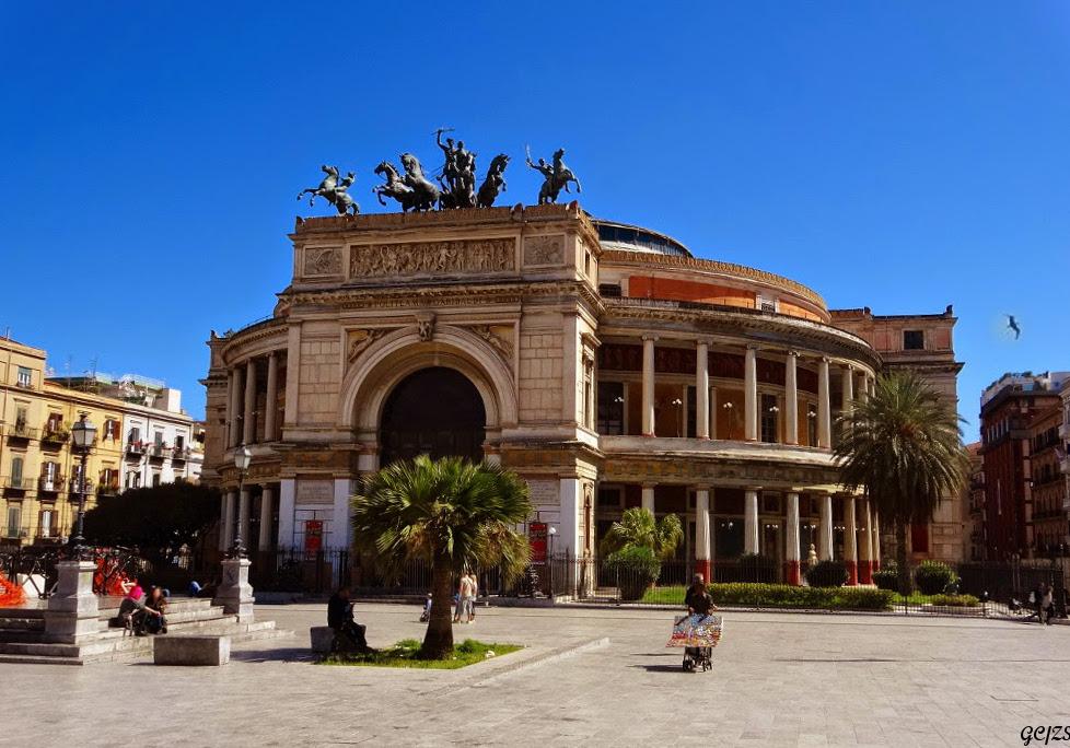 Palermo e dintorni ma anche teatri a palermo - Architetto palermo ...