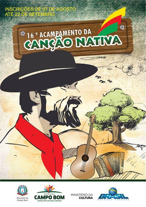 16º Acampamento da Canção Nativa