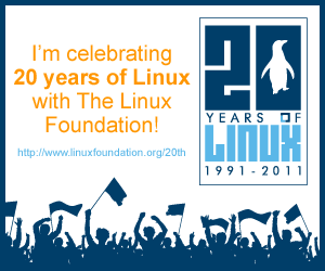 Story of Linux: Celebrating 20 Years of Linux Video