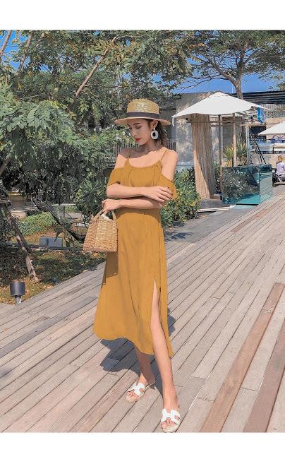 Shop ban vay maxi tai Thanh Oai