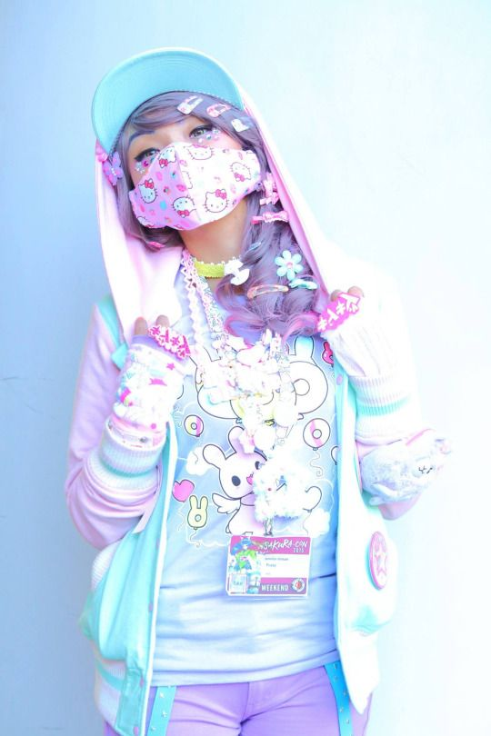 Decora Kei The Colorful Trend From Japan The Haircut Web