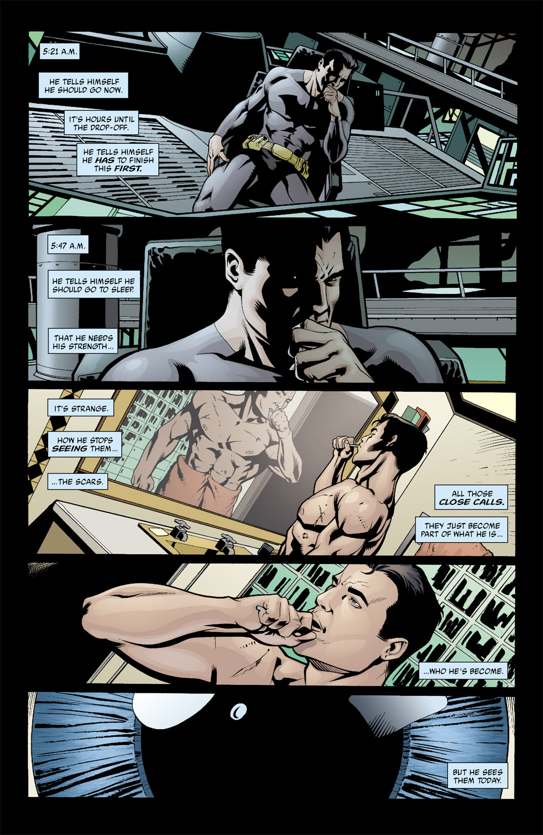 Detective Comics (1937) 790 Page 12