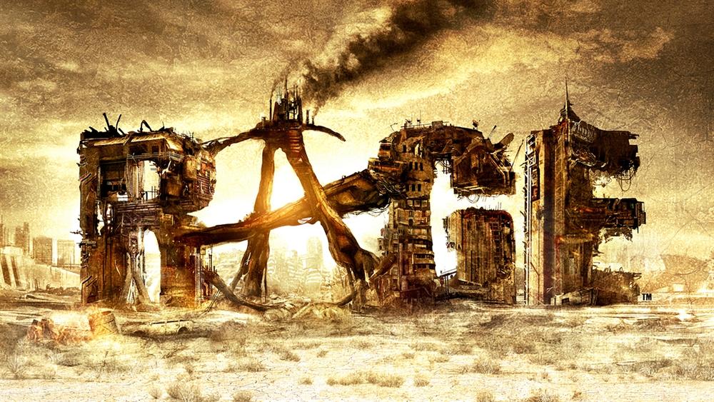 Rage PC Game Download Poster