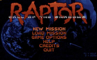 雷電威龍(Raptor: Call of the Shadows),高品質的雷電戰機重製版!