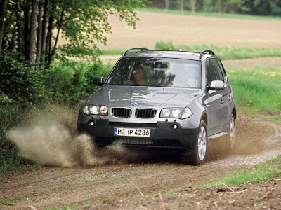 BMW X3 Off Road Normal Resolution HD Wallpaper 9