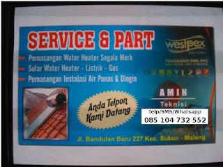 Panduan Memasang dan mengganti Pematik Api (Pulse Igniter) Water Heater Gas