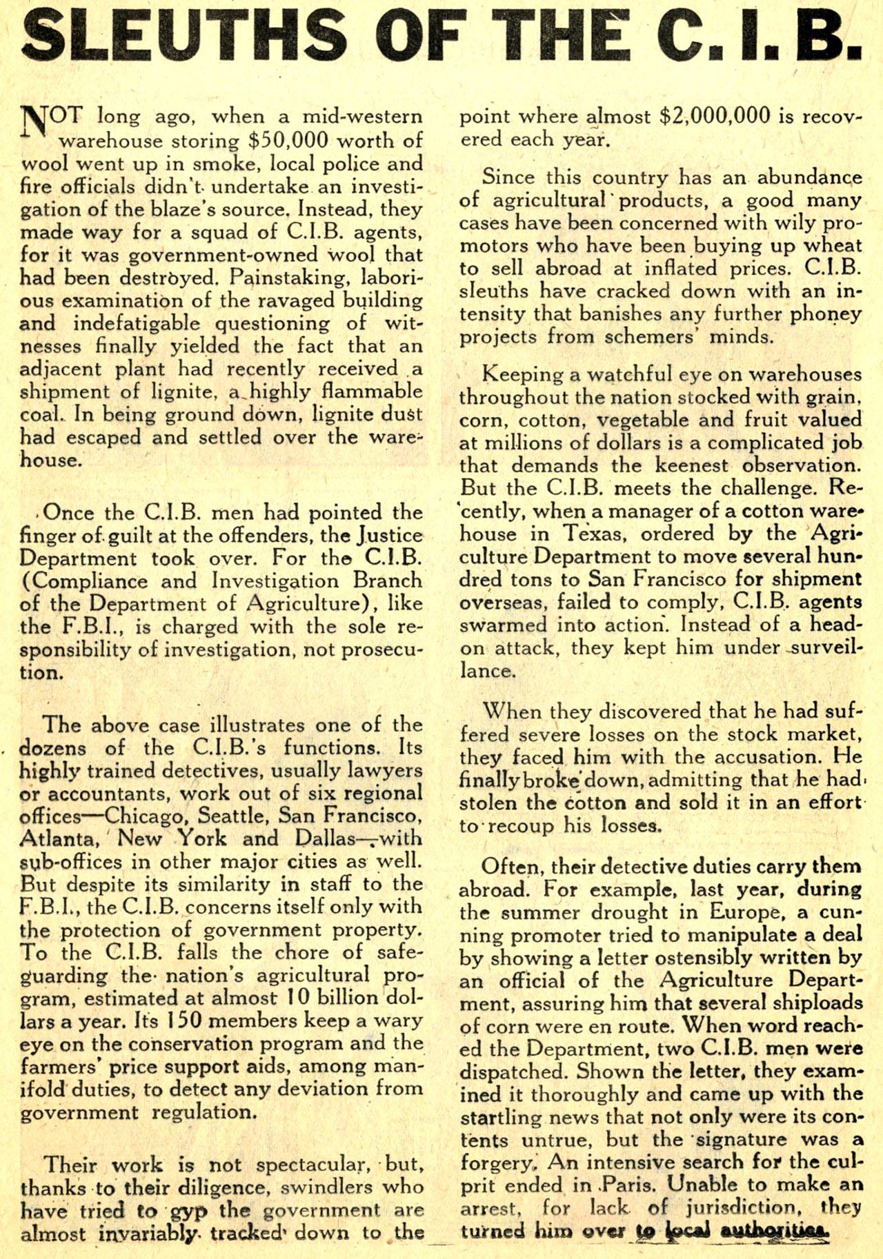 Read online Detective Comics (1937) comic -  Issue #249 - 24