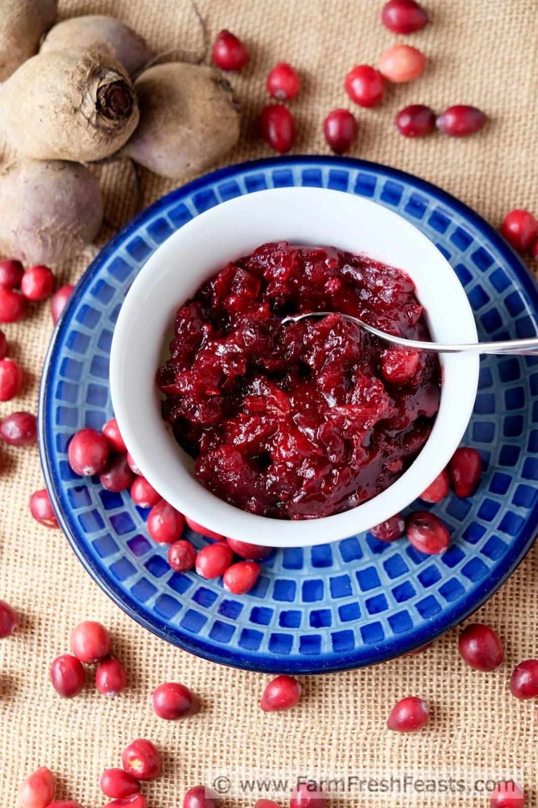 Whole Foods Cranberry Sauce Recipe