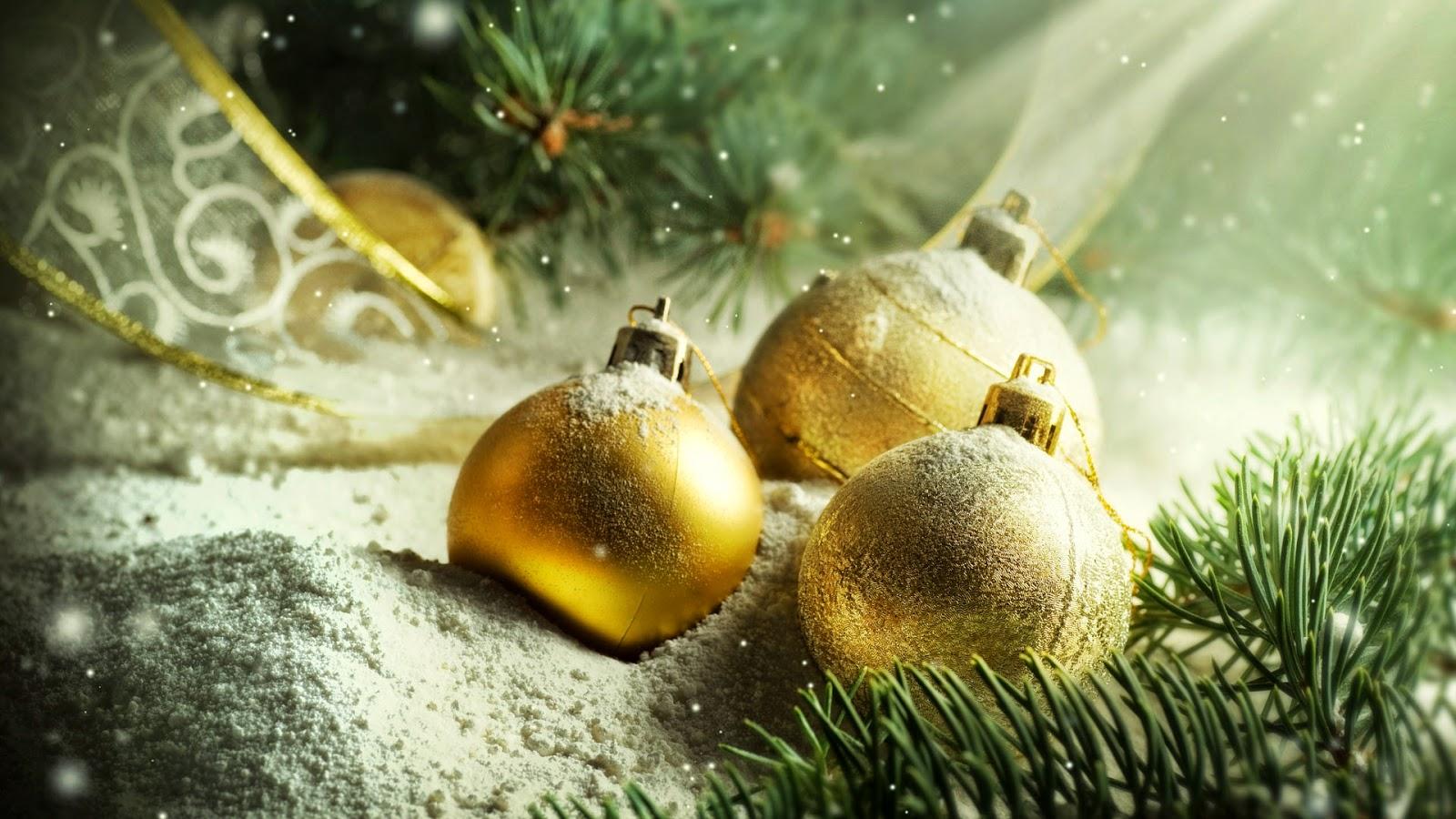 Fondos Verdes De Navidad Para Pantalla Hd 2 Hd Wallpapers: Fondos HD Wallpapers: Fondo De Pantalla Navidad Bolas