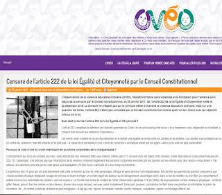 http://www.oveo.org/censure-de-larticle-222-de-la-loi-egalite-et-citoyennete-par-le-conseil-constitutionnel/
