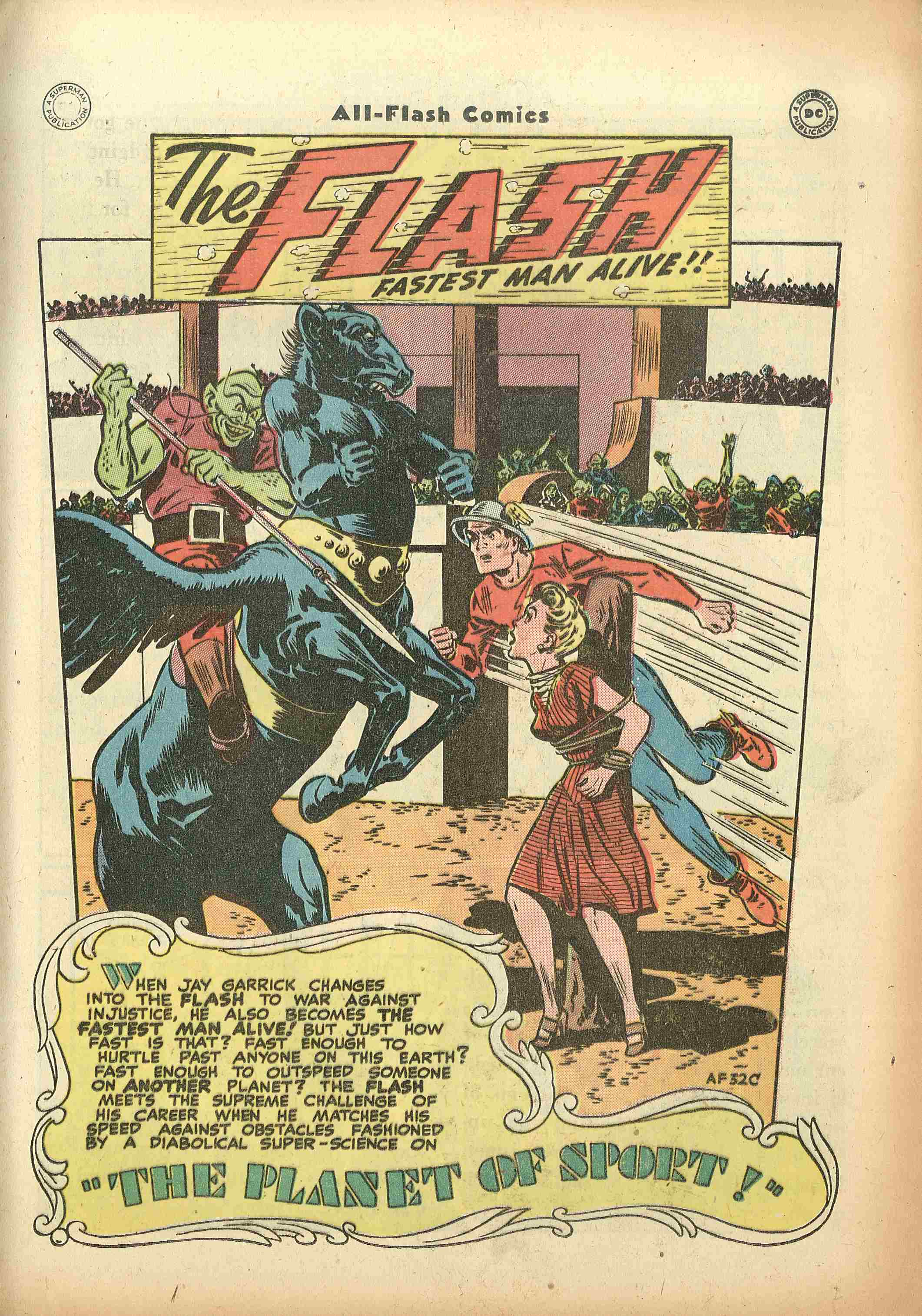 Read online All-Flash comic -  Issue #31 - 37