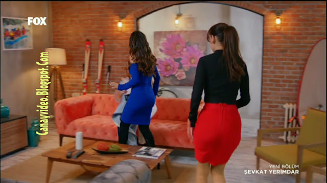 Şevkat Yerimdar Fox Tv Canan Maktal