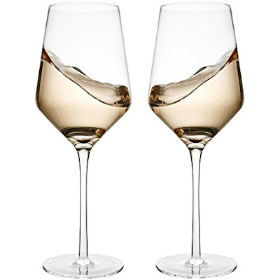 White wine glasses - optional but a good idea