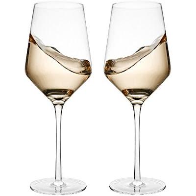 White wine glasses - optional but a good idea