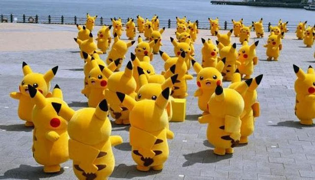 Kumpulan Letak Coordinate Latitude dan Longitude Sarang Pokemon Rare (Pokémon GO)