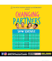 Changing Partners: The Musical