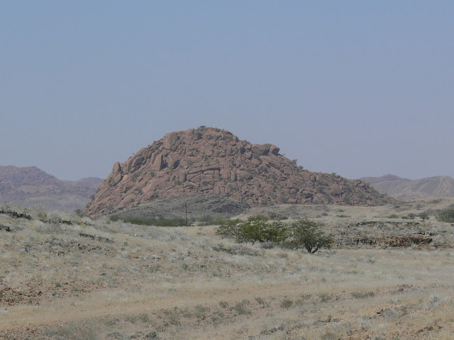 Researcher unearths an ice age in the African desert