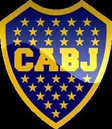 Boca Junior 2016/17 - Dream League Soccer logo and FTS15