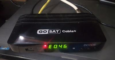 Gosat Cable + DCODE