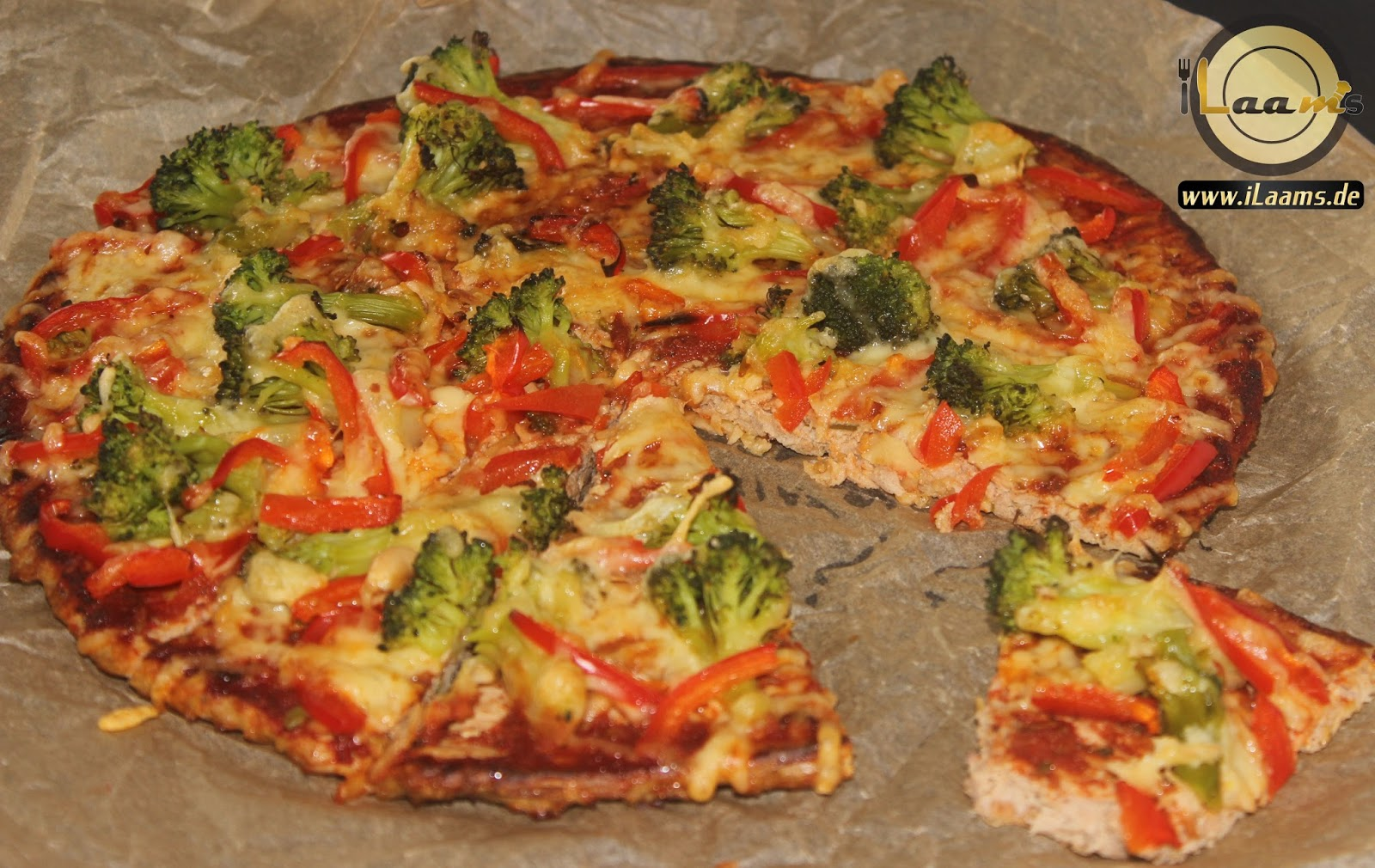 thunfisch pizzateig low carb
