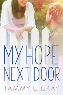 Heidi Reads... My Hope Next Door by Tammy L. Gray