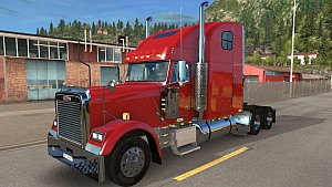 American Truck Freightliner Classic XL Reworked