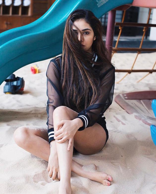 Model Radhika Seth Bikini Stills