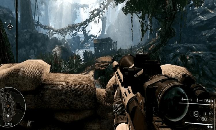تحميل لعبة القناص sniper ghost warrior 2