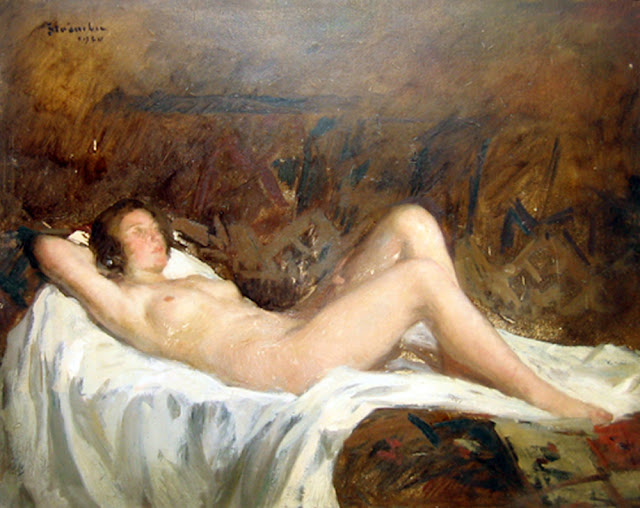 Polit Strâmbu, Artistic nude, The naked in the art, Il nude in arte, Fine art