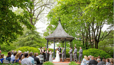 Chatillon - DeMenil Mansion Ceremony
