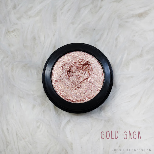 Gold Gaga