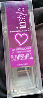Victoria's Secret BOMBSHELL perfume bug spray repellent InStyle review inspired fragrance best dupes